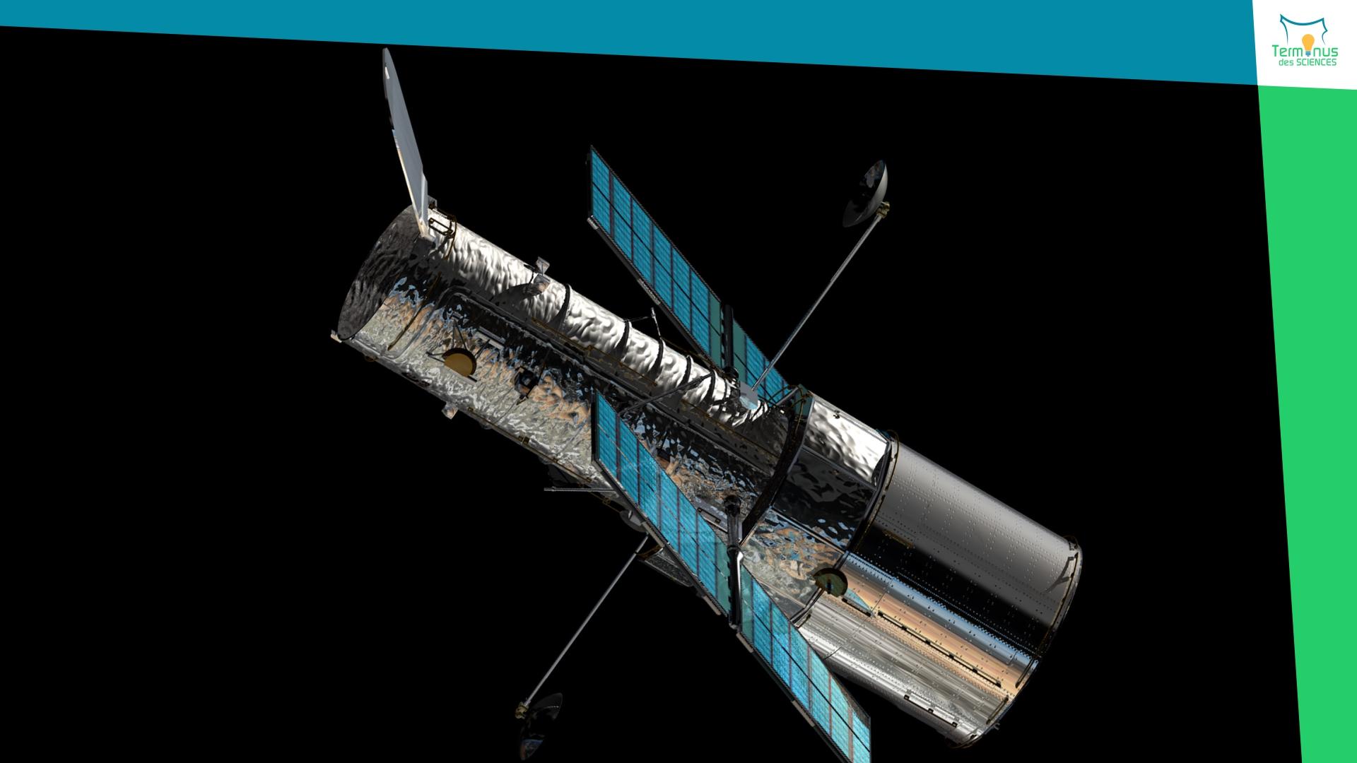 Read more about the article [Hubble: un oeil sur l'Univers se ferme-t-il ?]