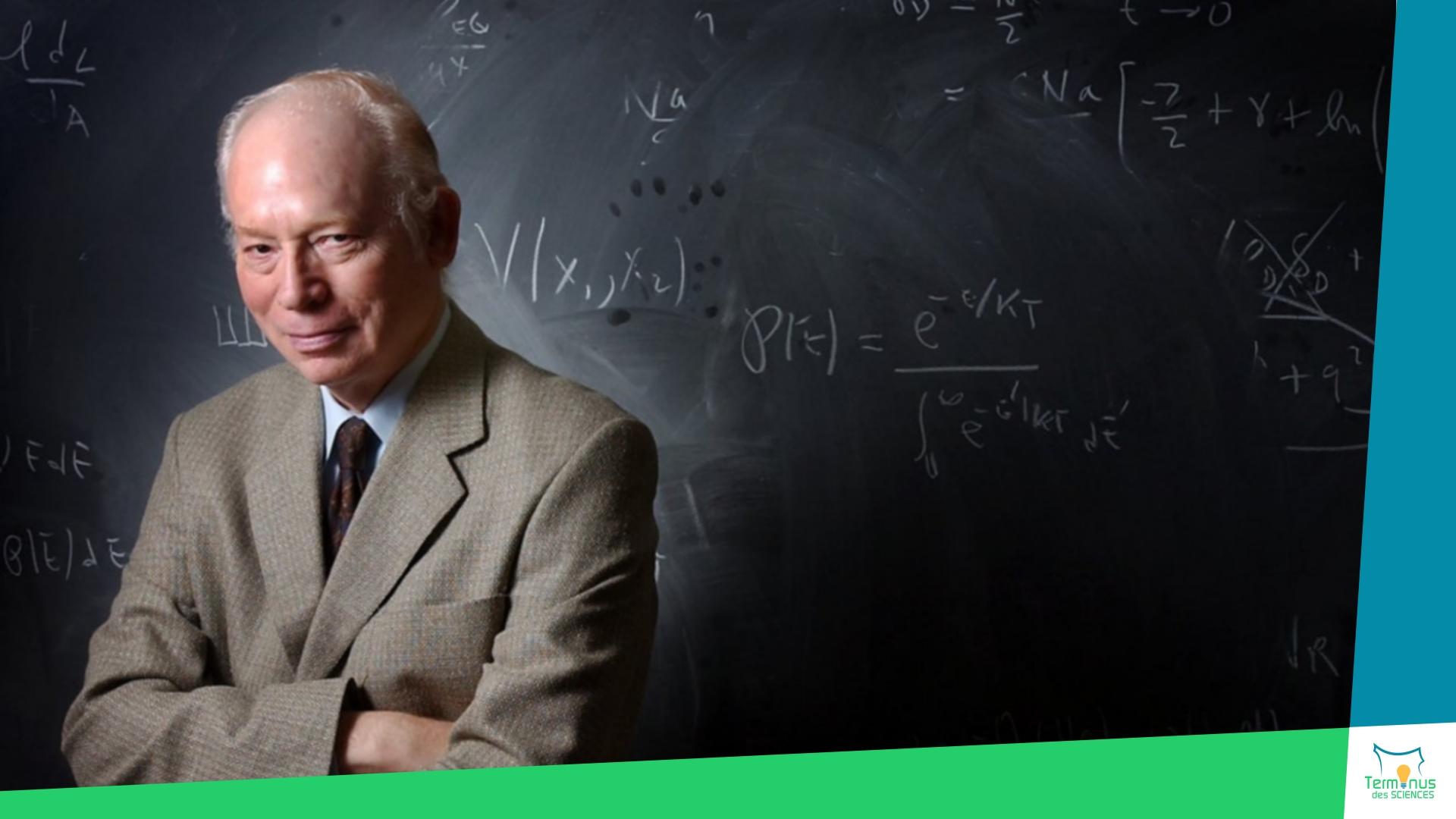 Read more about the article [Décès de Steven Weinberg, unificateur de forces]