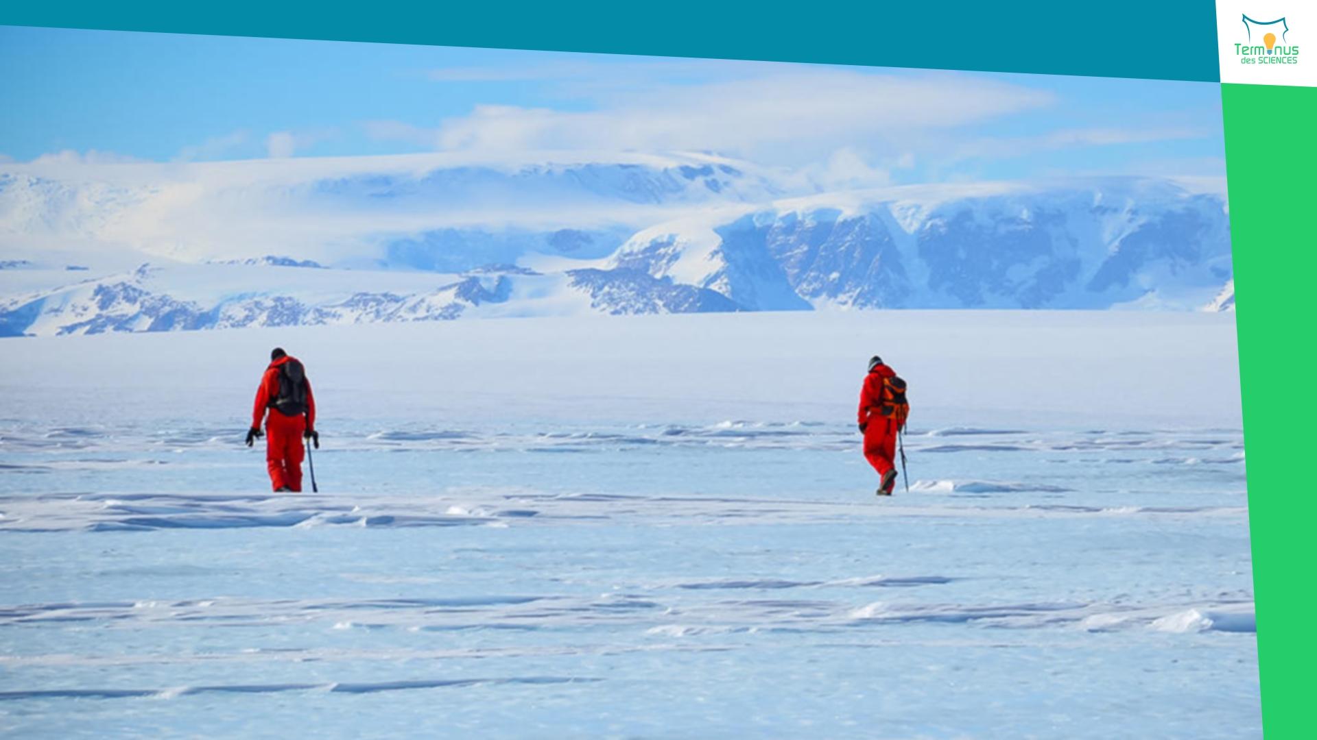 Read more about the article [L'Antarctique, laboratoire de glace]